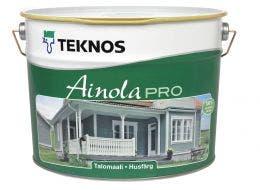 Ainola Pro Valkoinen perusmaali  9l