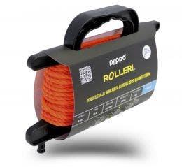 Rolleri polyeteeni  6mm x 10m, oranssi