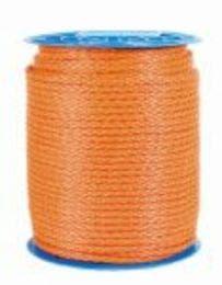 Palmikoitu polyeteeni 5mm 2,7kg/rll