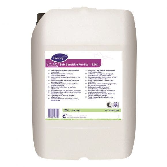 Clax Soft Sensitive Pur-Eco 20l 100833106