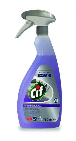 Cif Professional 2in1 Desinfioiva puhdistusaine 750ml 100887670