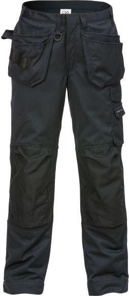 Rakentajan housut Fristads 2084 P154 musta