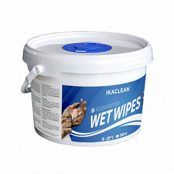Ikaclean® Wet Wipes 150 st / pak