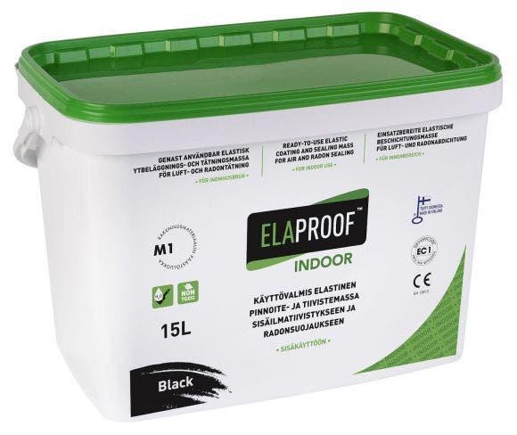 Elaproof I musta 15L