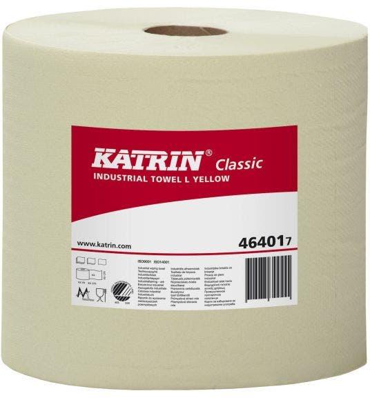 Katrin L yellow 2rll/pkt 464017