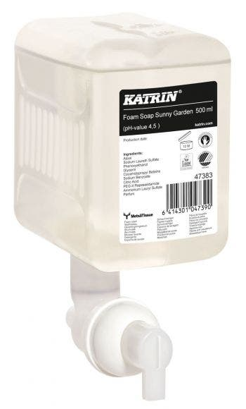Katrin Foam Soap Sunny Garden 500ml 47383