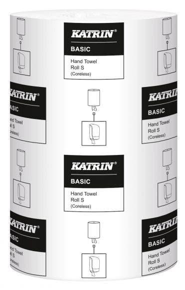 Katrin Basic S Coreless 475505 12rll/ltk