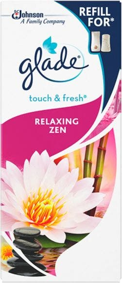 Glade Touch and Fresh Relaxing Zen refill 10ml