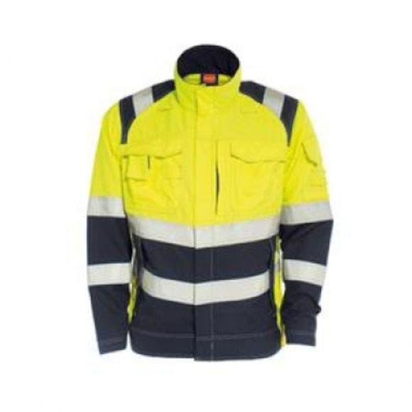 Palosuojattu takki Tranemo Tera TX  5834 81 94 keltainen