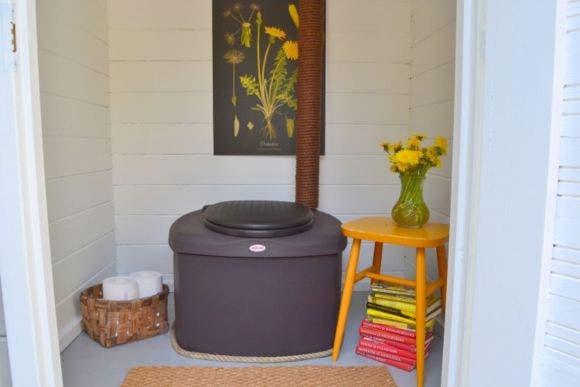 Biolan  komposttoalett eco