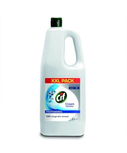 Cif Professional Cream Puhdistusneste 5l 7511195