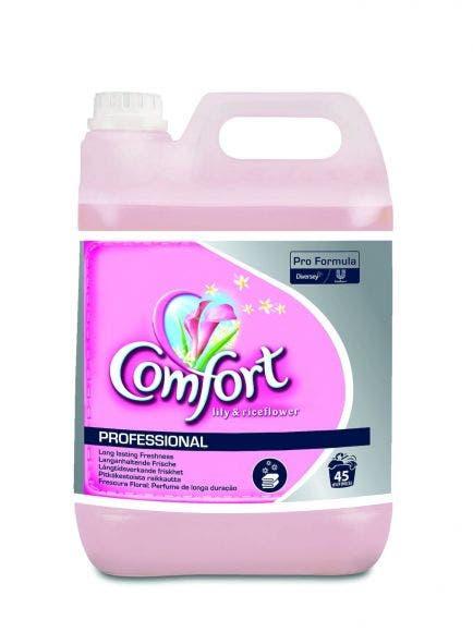 Comfort Professional Lily & Rice Flower huuhteluaine 5l 7511210