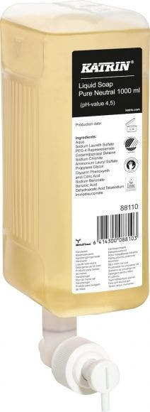 Katrin Liquid Soap pure neutral 1000ml 88110