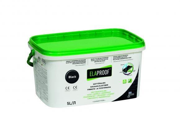 Elaproof H musta 5L